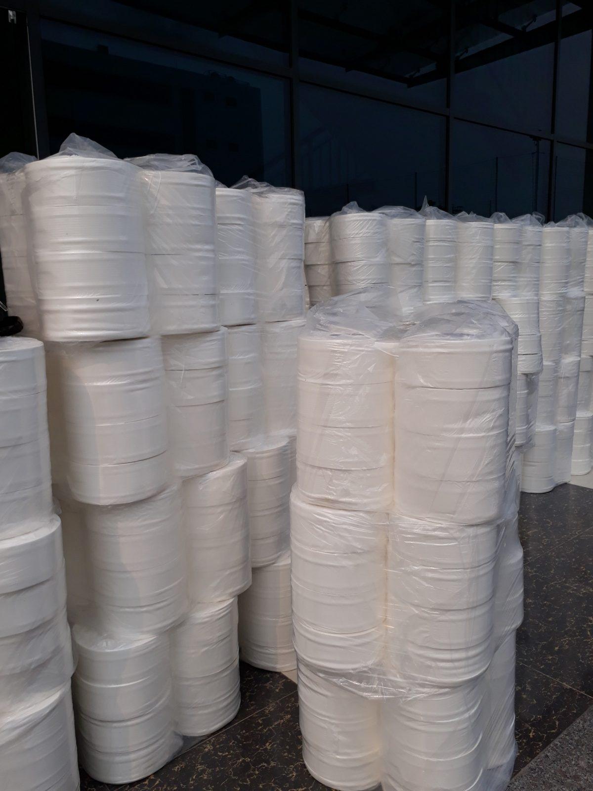 Giá giấy nguyên liệu tăng