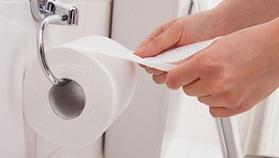 Sai lầm khủng khiếp khi dùng giấy vệ sinh gây bệnh cần bỏ gấp